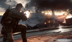 DICE исправляют ошибки в Battlefield 4