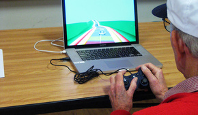 Исследование: польза компьютерных игр для пожилых людей