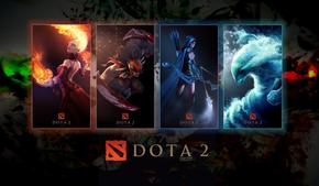 DotA 2 - официальный запуск