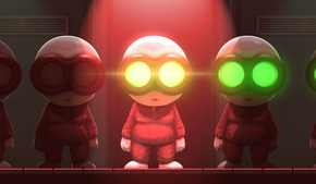 Новый платформер Stealth Inc.-A Clone in the Dark