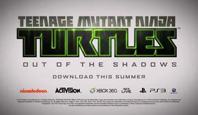 Анонс Teenage Mutant Ninja Turtles: Out of the Shadows