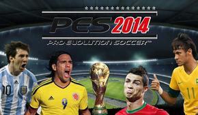 Konami официально анонсировали PES 2014