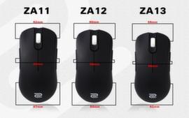 ZA - новая уверсальная линия мышек