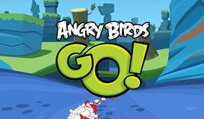 К выпуску готовится очередная игрушка с участием Angry Birds