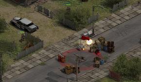 Дан старт закрытого бета-теста Affected Zone Tactics