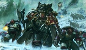 Стало известно, какой будет Warhammer 40k: Space Wolf