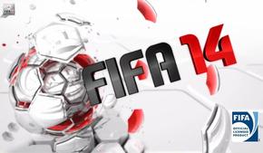 FIFA 14 возглавила рейтинг продаж в Великобритании