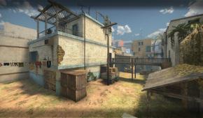 Новые скриншоты de_tuscan для CS:GO