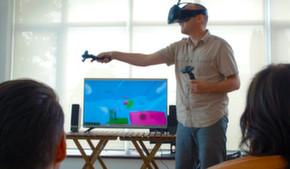 Виртуальная реальность на GDC