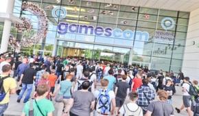 Шестая выставка игр Gamescom в Кельне
