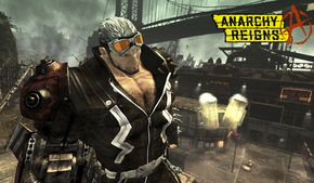 Anarchy Reigns. Превью