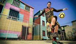 Фэнам уличного футбола - FIFA Street 2012