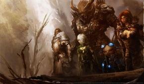 Детали нового апдейта к игре Guild Wars 2