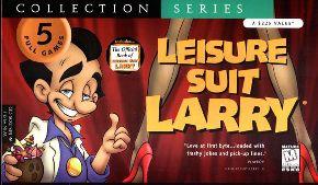 Знаменитая Leisure Suit Larry в современной обработке
