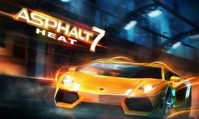 На игровых рынках появился новый рейсинг Asphalt 7 – Heat