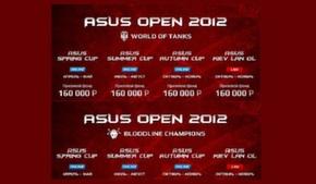 «Мир танков» и «Чемпионы кровавой линии» получили первых участников на ASUS