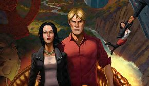 Анонсирован Broken Sword «the Serpent's Curse»