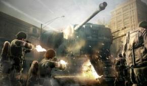 Первая игра, где война будущего ведется примитивным оружием