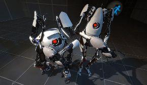 Бесплатный Portal 2 по программе  Steam for Schools