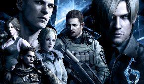 Начался предзаказ на специальное издание Resident Evil 6