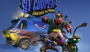 Sony поделилась подробностями о Sly Cooper: Thieves in Time