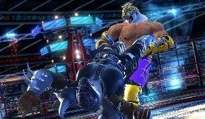 Namco запускает социальную сеть для фантов Tekken