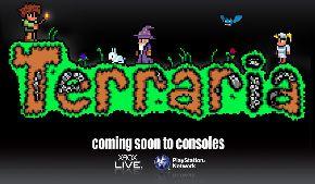 Terraria появится в PSN и XBLA в начале 2013 года