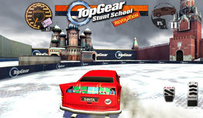 Супер гонка Top Gear: Stunt School Revolution для Android устройств