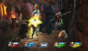 Все звезды приставок Sony соберутся в одной игре и будут драться