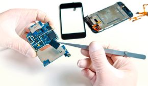 Зачем нужна пленка для защиты экрана iPhone?