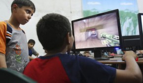 Игры на компьютере для детей