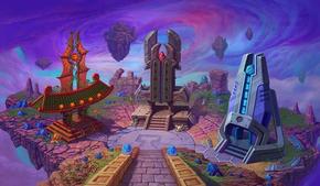 Сюжет браузерной онлайн игры Гнев Богов