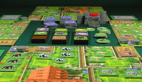 Zooloretto - настольная игра