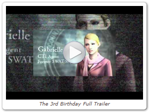 The 3rd Birthday Full Trailer