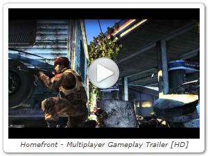 Homefront - Multiplayer Gameplay Trailer [HD]