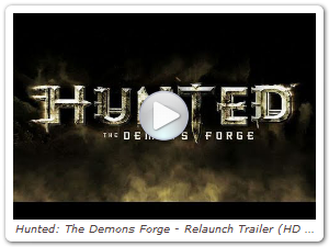 Hunted: The Demons Forge - Relaunch Trailer (HD 720p)