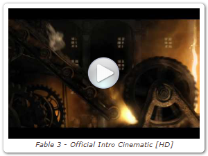 Fable 3 - Official Intro Cinematic [HD]