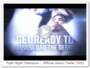 Fight Night Champion : Official Demo Trailer [HD]