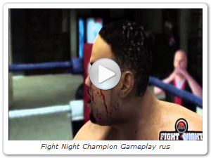 Fight Night Champion Gameplay rus