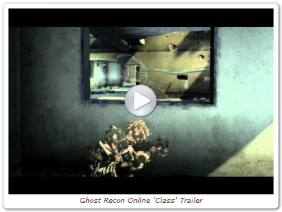 Ghost Recon Online 'Class' Trailer