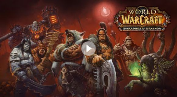 Анонс World of Warcraft: Warlords of Draenor