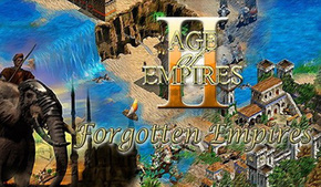 Вышло дополнение для Age of Empires 2