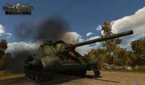 Анонсирован новый патч 8.6 для World of Tanks