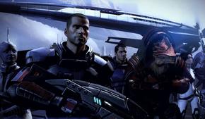 Сюжетное дополнение Citadel к игре Mass Effect 3
