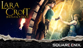 Lara Croft: Reflections «всплыла» в AppStore
