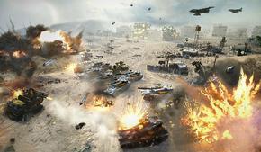 Стратегическую серию Command & Conquer воскресят в конце кода