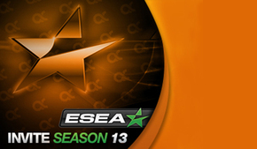 Финалисты ESEA-Invite 13