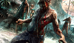 Dead Island. Превью суперэкшена с зомби