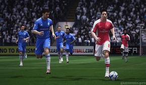 Первое сравнение FIFA 12 и Pro Evolution Soccer 2012