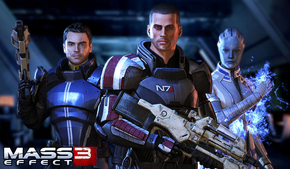 Mass Effect 3. Превью игры